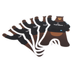 Codey Sticker (Pack of 5)