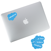 Salesforce Sticker (Pack of 5)