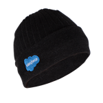 Salesforce Beanie - Dark Graphite