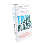 Trailblazer Book by Marc Benioff