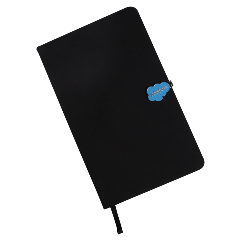 Notebook with Magnetic Clasp